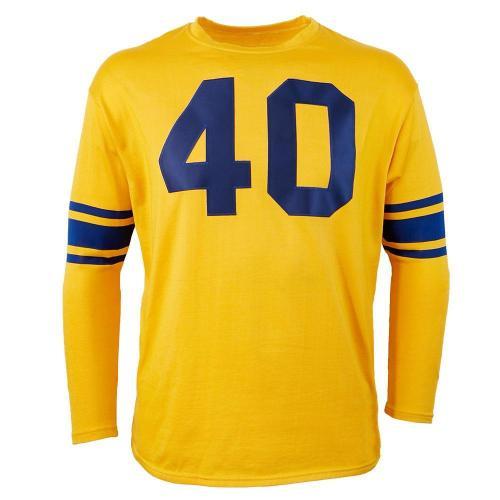 Los Angeles Rams 1951 Football Jersey -#0G90