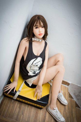 Elsie - 168cm Big Breasts WM Dolls High End TPE Adult Doll American Girl