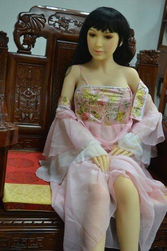 Sawyer - 145cm No.18 Head WM Love Doll Cute TPE Adult Dolls Japanese Girl