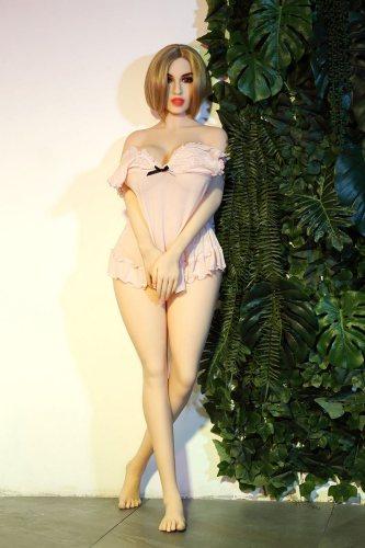 Elaina - 150cm No.8 Head WM Adult Doll Real Life TPE Sexy Dolls American Girl
