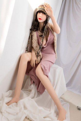 Alyssa - 165cm No.70 Head WM Love Doll Living TPE Sex Dolls Japanese Girl
