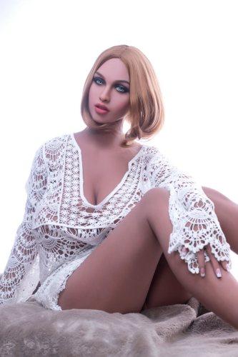 Vanessa - 167cm Big Breasts WM Sex Dolls Living TPE Sexy Doll American Girl