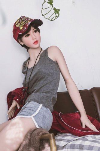 Arabella - 166cm No.53 Head WM Doll Living TPE Adult Dolls Japanese Girl