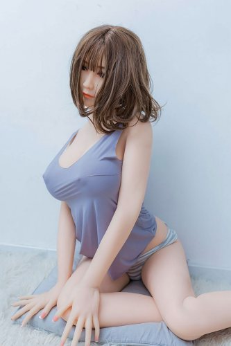 Taylor - 148cm Huge Breasts WM Dolls Young TPE Adult Doll Japanese Girl