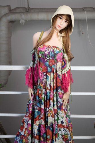 Jordyn - 163cm No.45 Head WM Love Dolls Living TPE Sex Doll Japanese Girl