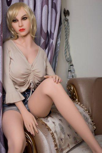 River - 161cm No.6 Head WM Dolls Premium TPE Love Doll American Girl