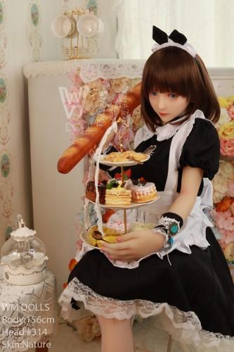 Parker - 156cm B-Cup WM Adult Doll Teen TPE Sexy Dolls American Girl