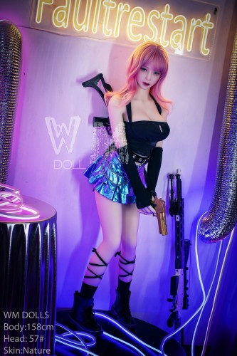Natalia - 158cm D-Cup WM Sexy Doll RealLife TPE Doll American Girl