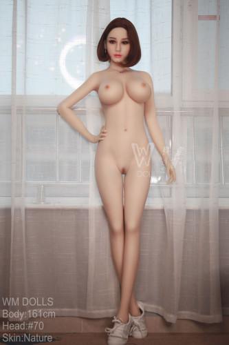 Eva - 161cm G-Cup WM Love Doll RealLife TPE Adult Dolls American Girl