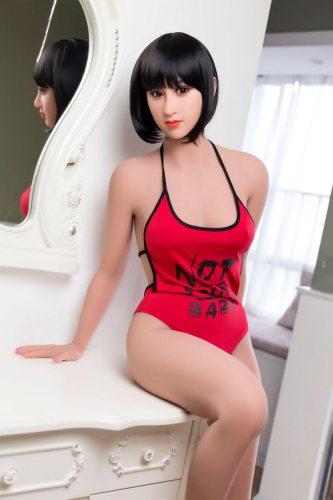 Katherine - 162cm  WM Sex Dolls Teen TPE Sexy Doll American Girl