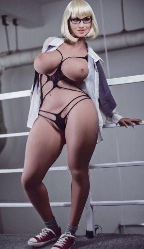 Amaya - 163cm H-Cup WM Sex Doll RealLove TPE Sexy Dolls American Girl