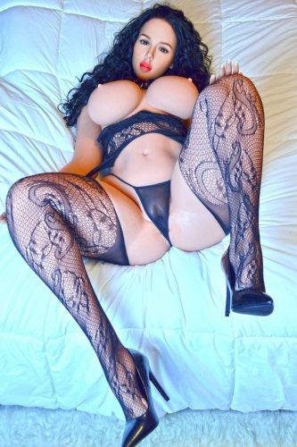 Jasmine - 163cm H-Cup WM Love Doll RealLove TPE Adult Dolls American Girl
