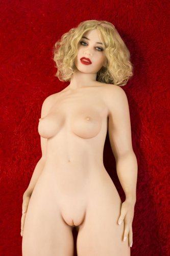 Ivy - 156cm B-Cup WM Real Doll LifeSize TPE Love Dolls American Girl
