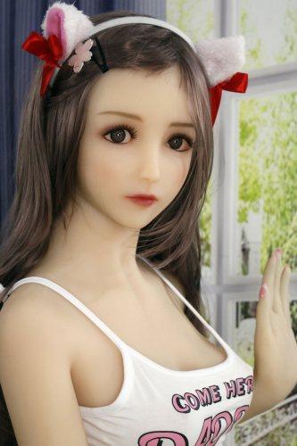 156cm Esmeralda TPE Best WM Adult Dolls No314 Head Japanese Girl