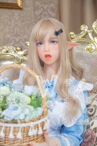 165cm Miracle TPE Life Size WM Love Doll No355 Head Elf Japanese Girl