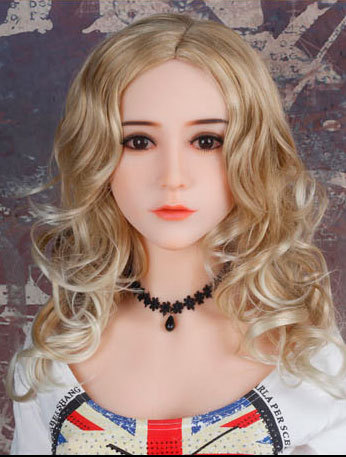 B-Cup 172cm Bianca WM TPE Life Size Sexy Dolls With No242 Head European Girl