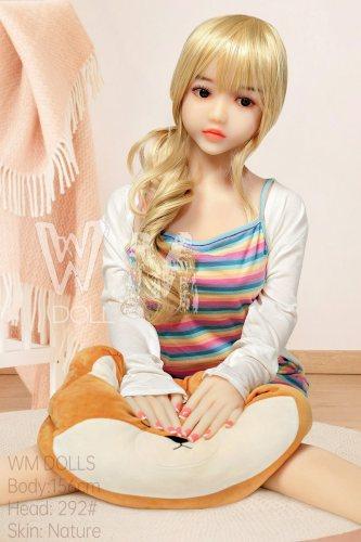 156cm Anaya TPE High End WM Sex Dolls No292 Head Asian Girl