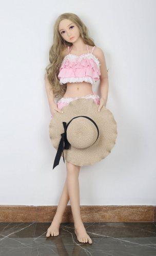 146cm Cataleya TPE Cute WM Dolls No204 Head Asian Girl