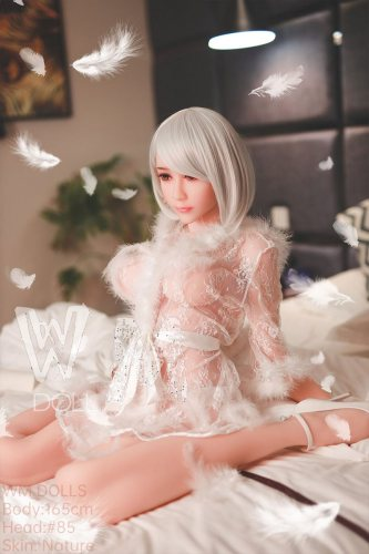 165cm Kenzie Real Life TPE WM Adult Dolls Feather No85 Head Asian Girl
