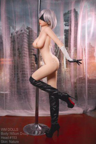 165cm Veronica TPE Premium WM Dolls Mechanical Age Asian Girl