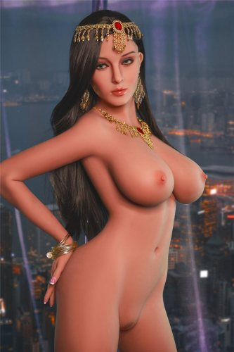 Cheap WM TPE 168cm Sexy Dolls Indian Palmer Style European Girl