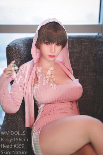 Life Size 156cm TPE WM Adult Dolls No359 Head Perspective Amora Asian Girl