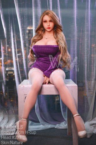 Buy TPE 156cm WM Dolls No233 Head Lainey Asian Girl