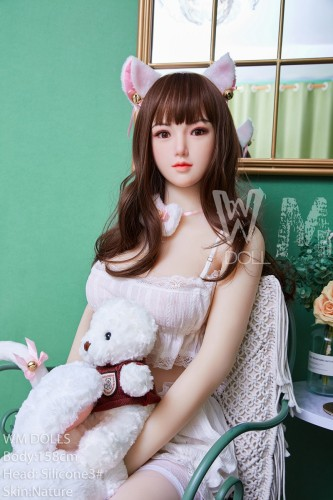 Dylan 158cm C-Cup Silicone Head 3# WM Doll Asian Girl