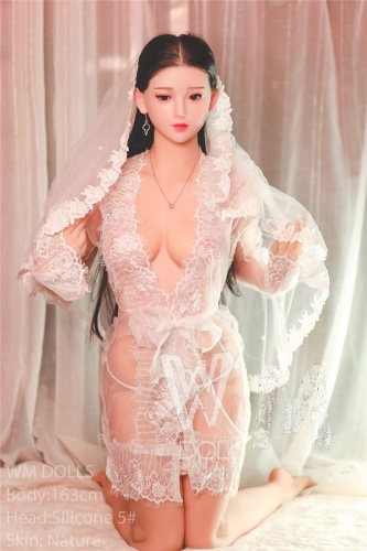 Alessia 163cm Silicone Head 5# WM Dolls Asian Girl