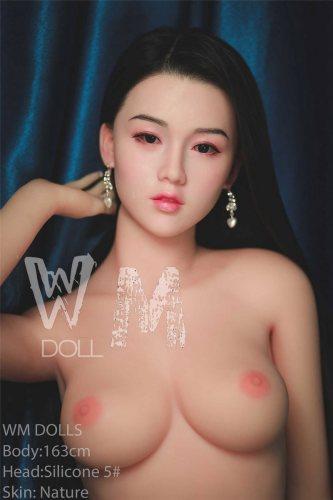 Legacy 163cm Silicone Head 5# WM Sexy Dolls Asian Girl