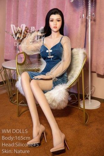 Matilda 165cm E-Cup Silicone Head 5# WM Love Doll Japanese Girl