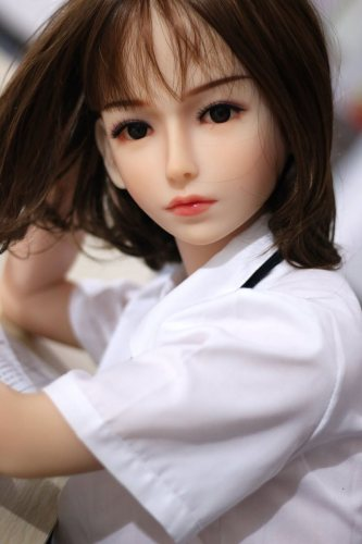 156cm Lilith WM Real Life TPE Dolls No53 Student Outfit Asian Girl