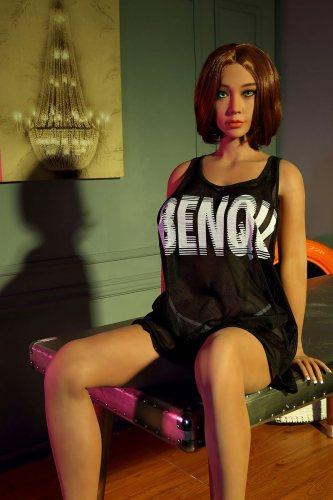 168cm Gracelynn WM TPE Living Real Doll No70 Head Asian Girl