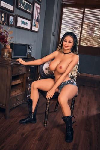 Khaleesi Real Love Irontech Sex Doll 164cm G-Cup European Dolls Girl