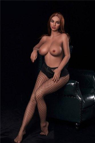 Monica Life Size Irontech Real Dolls 161cm E-Cup European Love Doll Girl