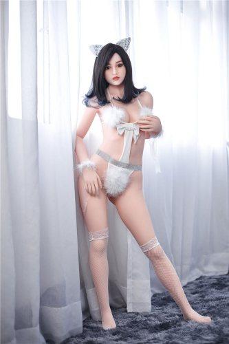 Analia Buy Irontech Sex Dolls 163cm C-Cup Asian Love Doll Girl