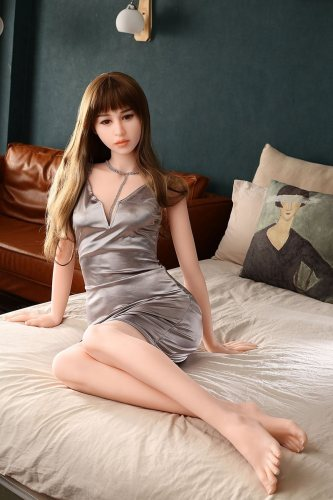 Braelyn Realistic Irontech Sexy Doll 165cm Small Breast Asian Love Dolls Girl