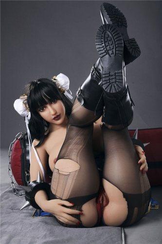Lilian Cute Irontech Love Doll 158cm European Sey Dolls Girl