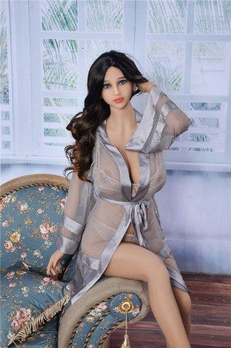 Xiomara Premium Irontech Real Doll 163cm Japanese Dolls Girl