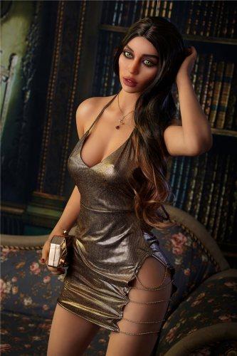Nalani Life Irontech Real Doll 163cm European Dolls Girl