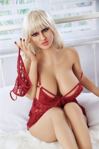 Ashlyn Real Irontech Love Doll 163cm European Sey Dolls Girl