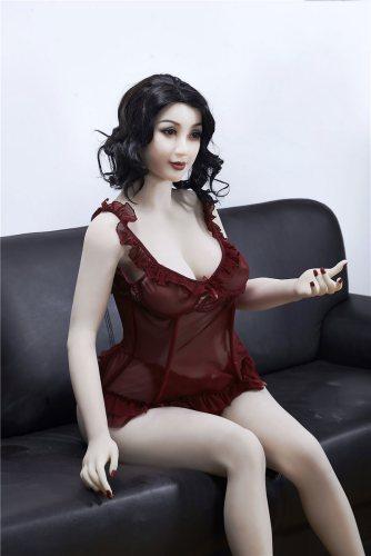 Jemma Real Love Irontech Dolls 160cm European Adult Doll Girl