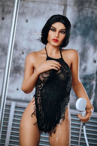 Aleena Realistic Irontech Love Dolls 163cm European Real Doll Girl
