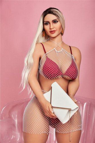 Jada Most Realistic Irontech Adult Dolls 156cm European Sey Doll Girl