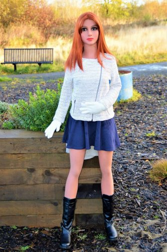 Monroe Teen Irontech Adult Doll 155cm European Adult Dolls Girl