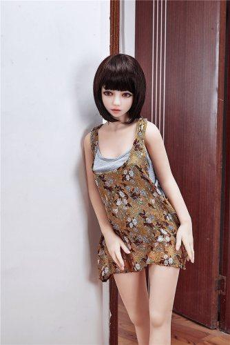 Elisa Cute Irontech Love Doll 145cm Asian Sey Dolls Girl