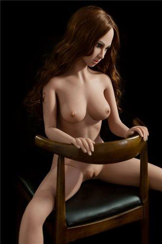Aisha Realistic Irontech Adult Dolls 155cm European Sey Doll Girl