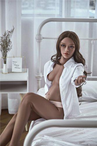 Emmy Realistic Irontech Sex Dolls 150cm European Doll Girl