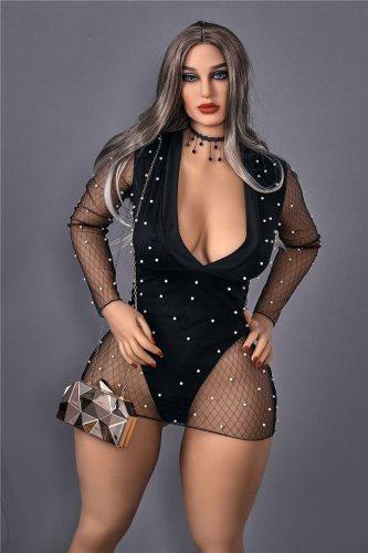 Jazlyn Best Irontech Real Dolls 156cm European Love Doll Girl
