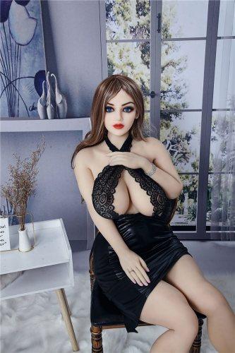 Antonella Living Irontech Love Dolls 158cm European Real Doll Girl